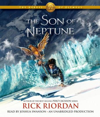 [CD] Son of Neptune By Riordan, Rick